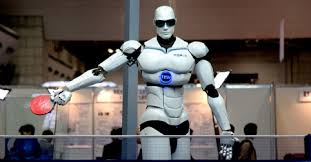 robot val