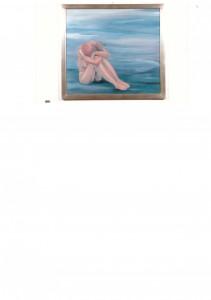 lina, dipinto La Terra 1998