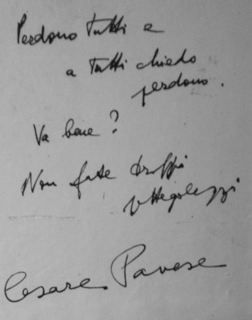 Cesare Pavese Il Mestiere Di Vivere Pdf
