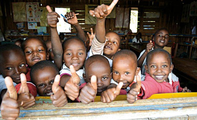 Per aiutare l'Africa servono gli africani